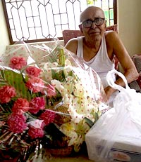 Sailabala Padhi has received gifts & wishes through 123orissa Online shopping
